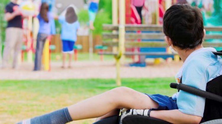 Cerebral Palsy'li çocuklar için günde 10 bin adım