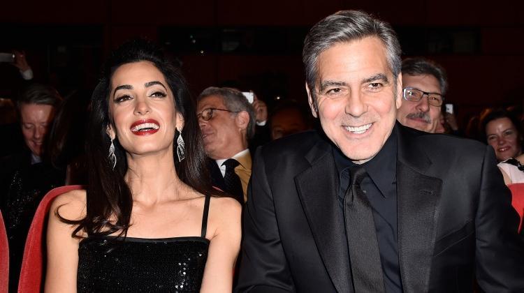 Clooney çifti evini mültecilere açtı!