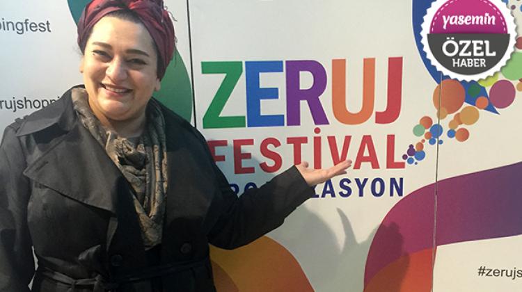 Zeruj Festival Feshane'de kapılarını açıyor