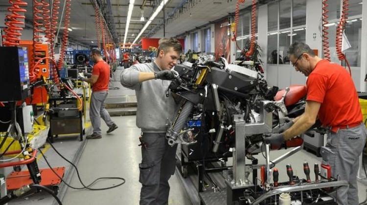 İtalyan Ducati için Hintliler devrede