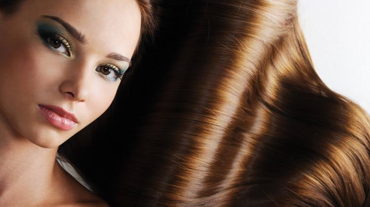 Yıpranan saçlara doğal saç spreyi