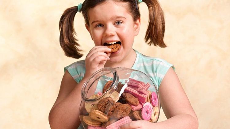 Çocukları şekerle ödüllendirmeyin