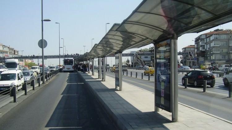İncirli Metrobüs istasyonu bu gece kapatılıyor