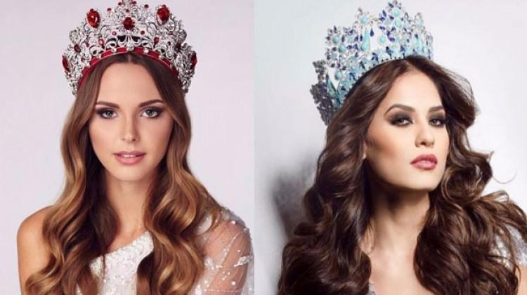 Miss World 2017'de Aslı Sümen'in rakipleri
