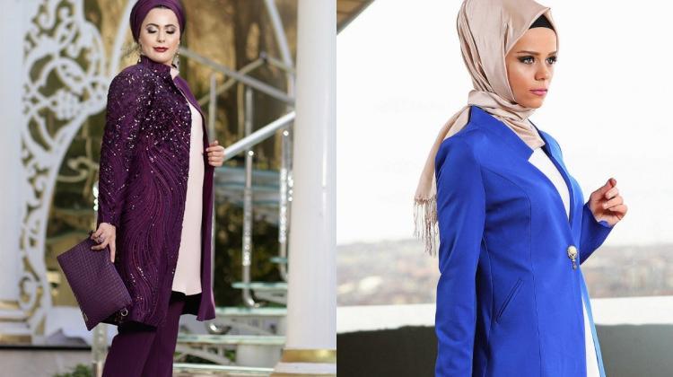 Kadınlara özel en şık ceket modelleri