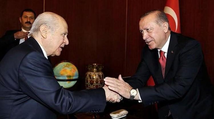 Cumhurbaşkanı Erdoğan Bahçeli ile görüşecek - İç Politika Haberleri