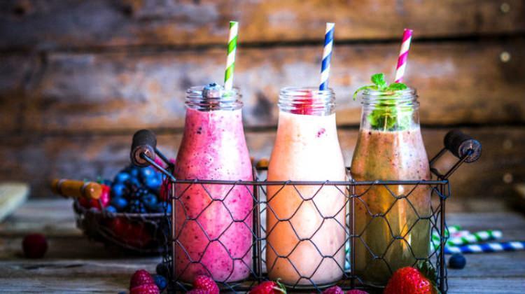 Diyet yapanların vazgeçilmezi üç smoothie