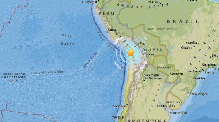 Amerika kıtasında şiddetli deprem! 3 ülke sallandı