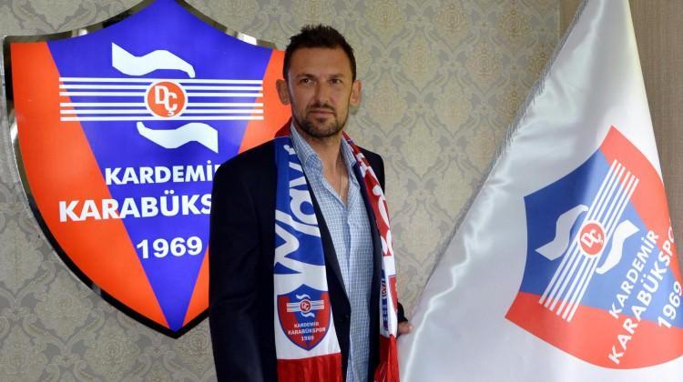 Karabükspor'da Popovic imzayı attı