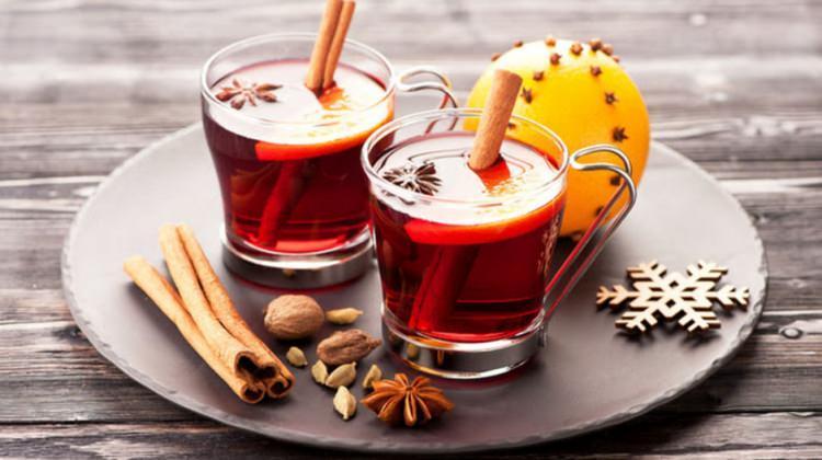 Nefis Portakallı kış çayı tarifi