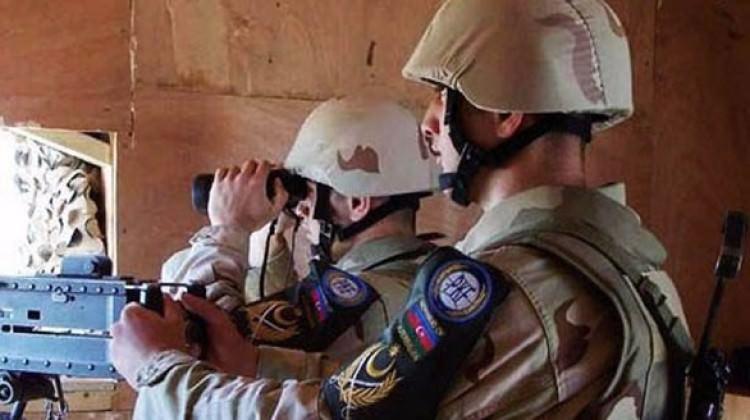 Ermenistan sınırında çatışma! 1 asker şehit düştü