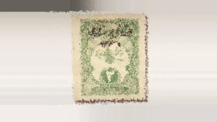 İşte Türkiye'nin en değerli posta pulu!