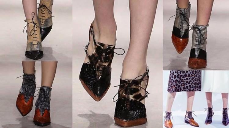 Ayakkabı modasında son trend: Kare burun