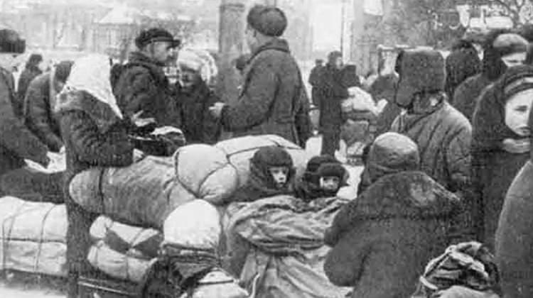 Ahıska Türklerinin sürgün edilişlerinin 73. yılı