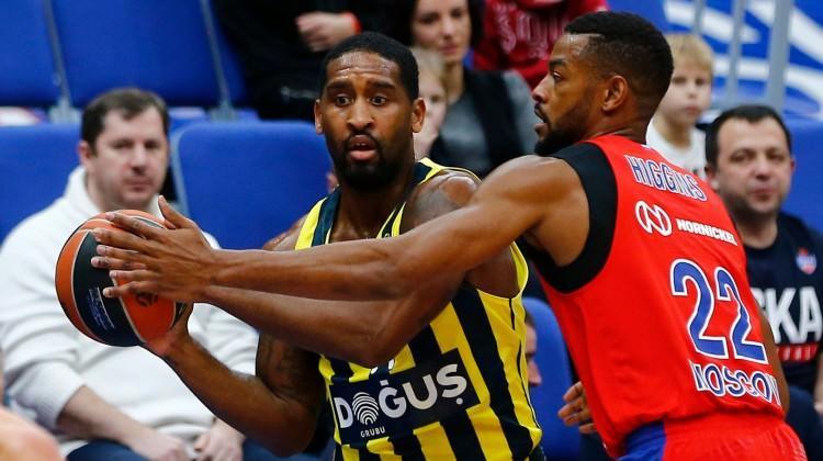 Fenerbahçe son saniyede CSKA'yı yıktı