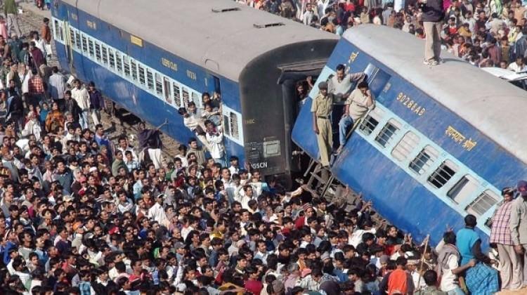 Hindistan tren kazalarına çareyi Türkiye'de buldu