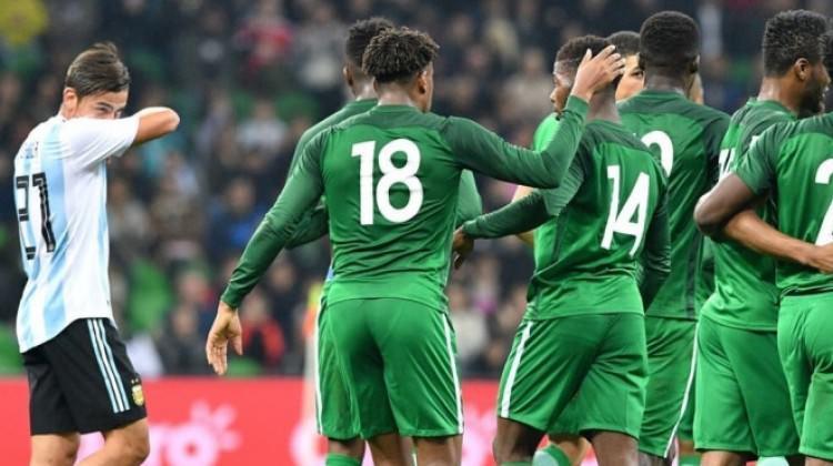 Nijerya Arjantin'i dağıttı!