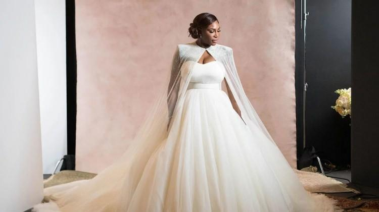 Serena Williams ile Alexis Ohanian evlendi