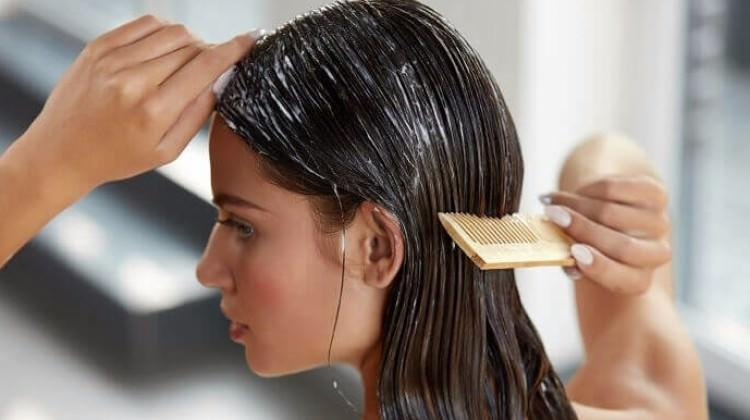 Saç tellerini kalınlaştırmak için doğal yöntem