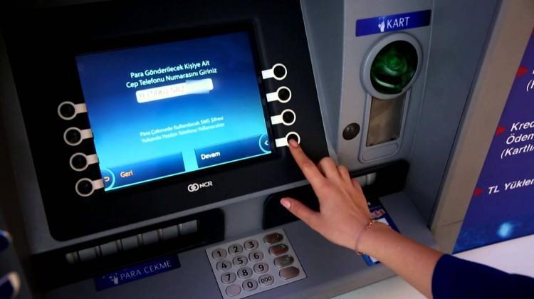 ATM ve cep havalesine sıkı takip