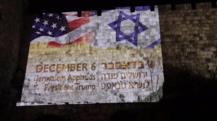 Sevinçleri Kudüs surlarına tosladı! Rezil oldular
