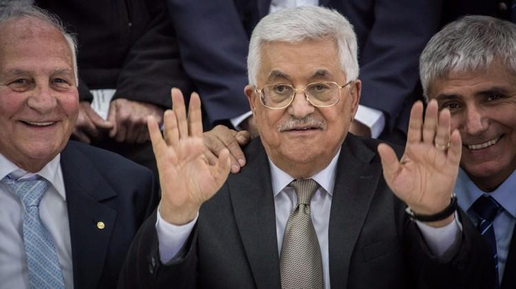 Beyaz Saray'dan Abbas'a iftira!