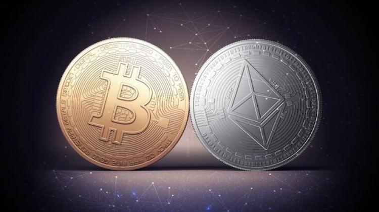 Bitcoin fiyatları yükseliyor, Ethreum çakıldı
