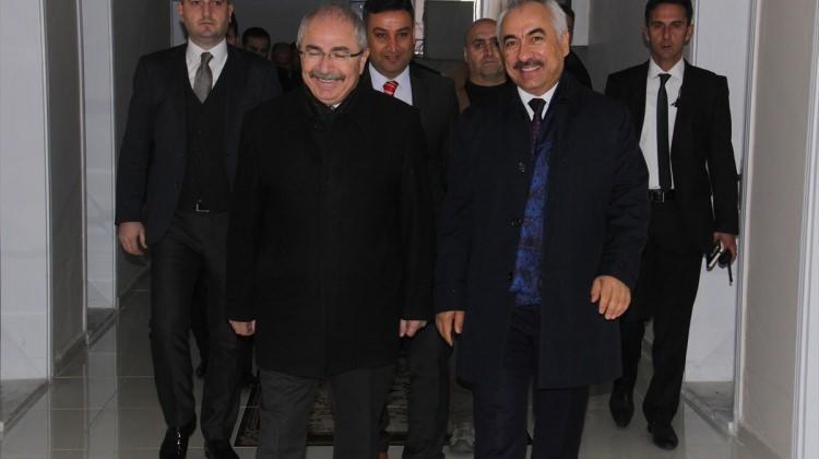 İçişleri Bakan Yardımcısı Ersoy Mardin'de