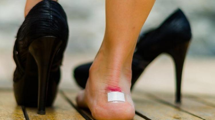 Sıkan ayakkabıdan kurtulma yolları