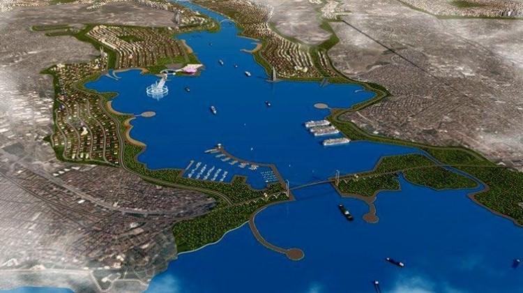 Kanal İstanbul'un güzergahına yalanlama
