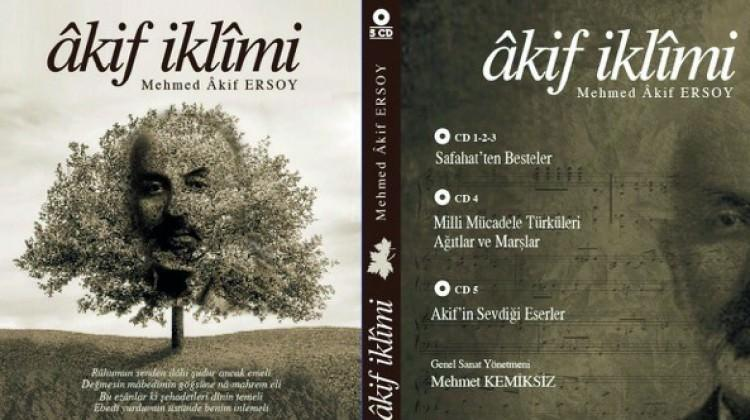 Mehmet Akif'in şiirlerini besteledi...