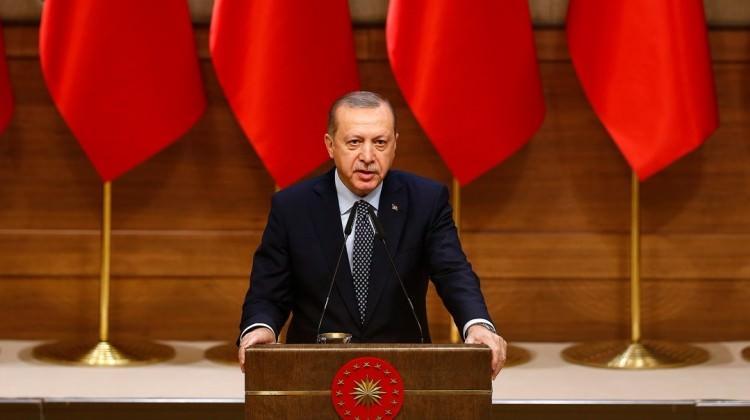 Erdoğan: First Lady de araya girdi tahsis edildi