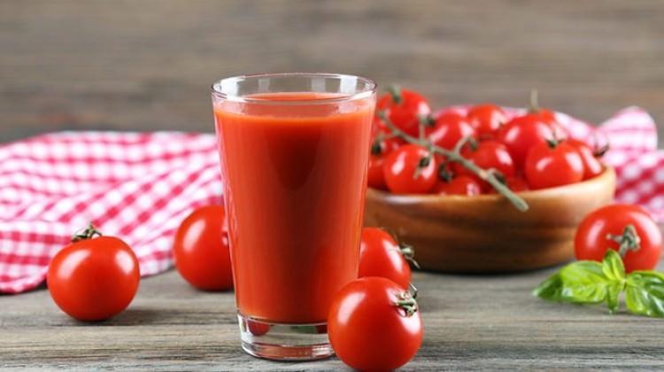 Kilo verdiren domates suyu