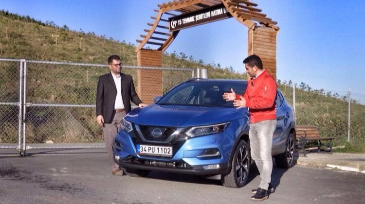 TEST: Nissan QASHQAI 1.6 7 ileri CVT şanzıman