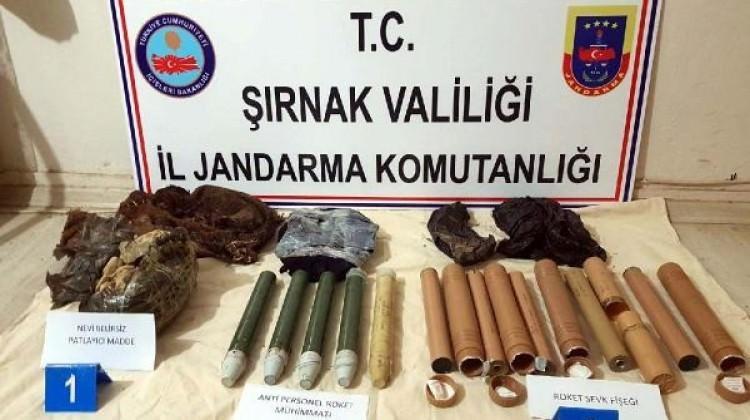 Şırnak'ta 5 kilo TNT patlayıcı ele geçirildi