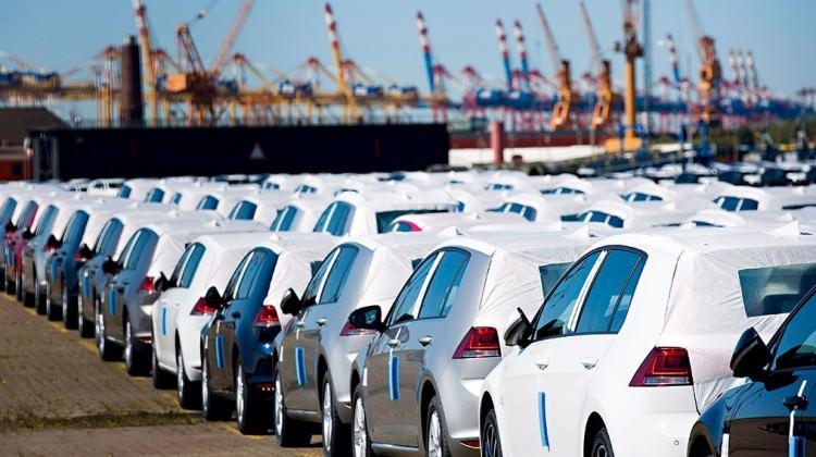 Sakarya'da dört ayda 80 bin araç ihraç edildi