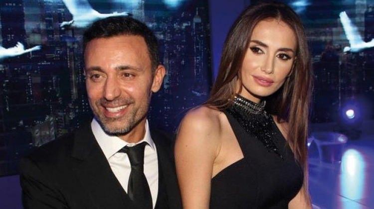 Mustafa Sandal'dan eşine büyük sürpriz