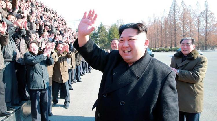 Kuzey Kore'den tarihi hamle!