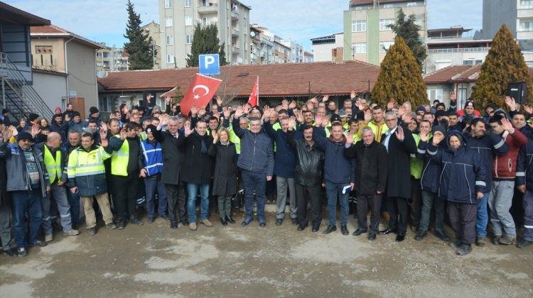 Kırklareli Belediyesinde TİS imzalandı