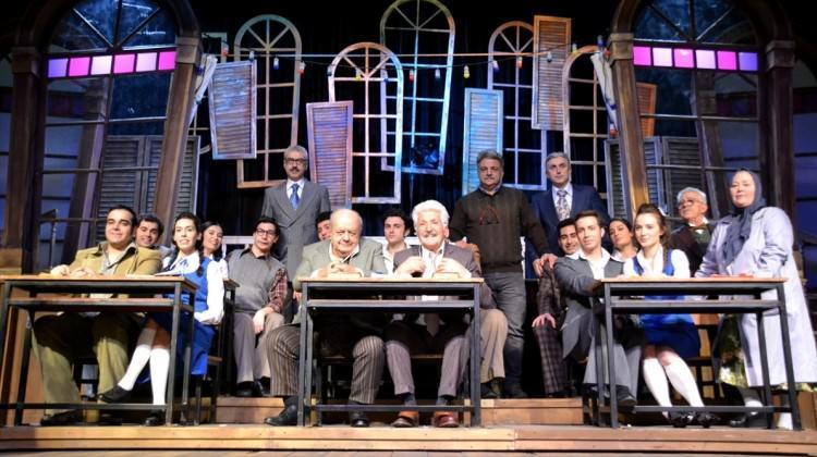 'Hababam Sınıfı' tiyatro sahnesine taşındı