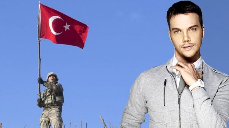Sinan Akçıl'dan 'Mehmetçik' için özel şarkı!