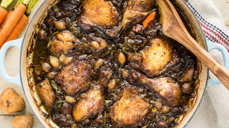 Arpacık soğanlı tavuk yemeği tarifi
