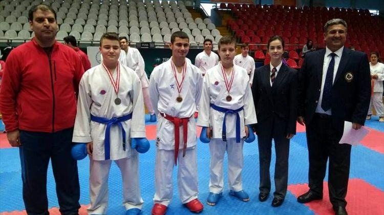 Okullar Arası Karate İl Birinciliği Müsabakaları