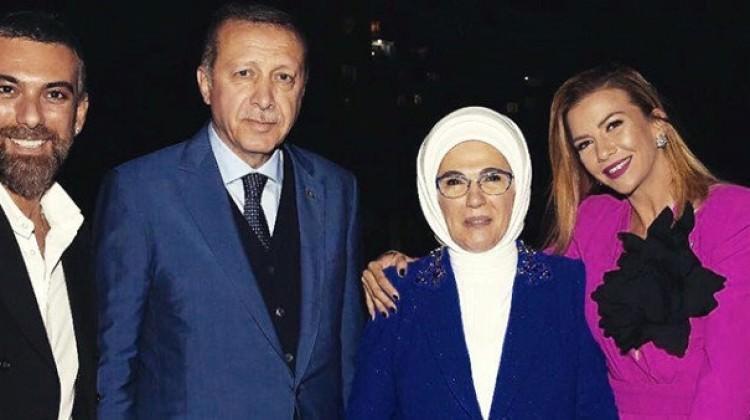 """İvana Sert: """"Erdoğan dünyanın en iyi lideri"""""""