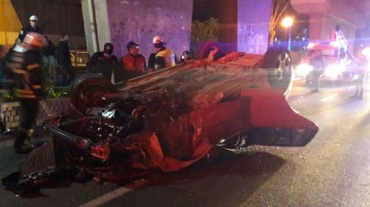 Aydın'daki kazada 12 kişi yaralandı
