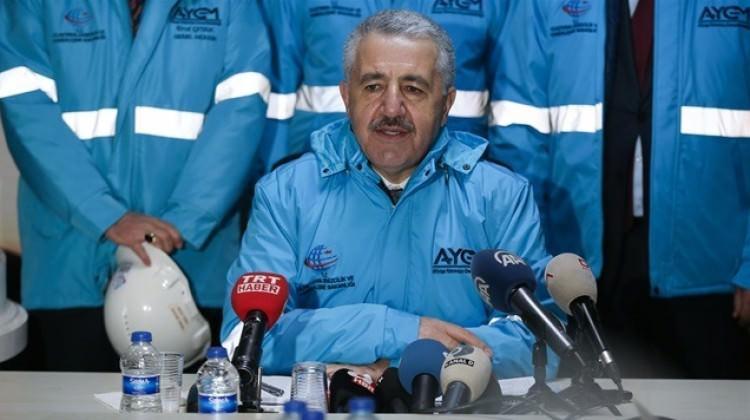 Bakan'dan 3. havalimanı açıklaması