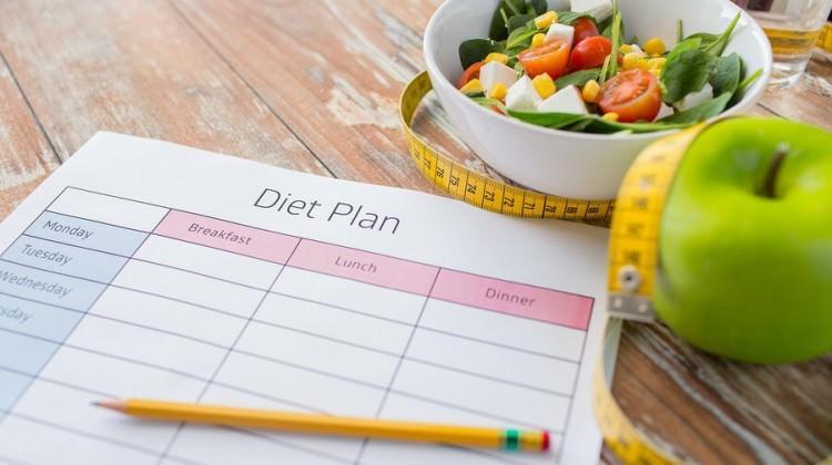 Basen eriten diyet listesi