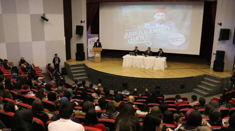 """Son Büyük Sultan Abdülhamid Han'ı Anlamak"" konferansı"