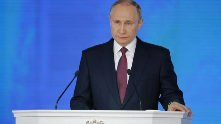 Putin seçim vaadini açıkladı!