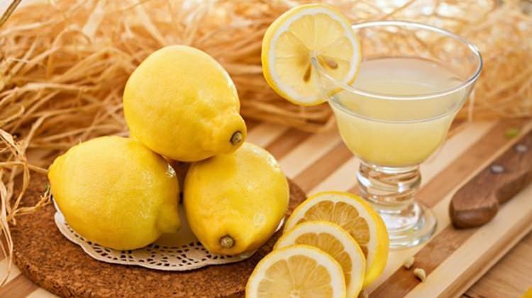 Limon suyu içmenin 10 faydası